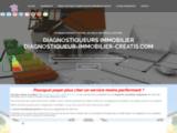 Diagnostiqueurs Immobilier de France et DOM, diagnostics immobiliers pour la loc