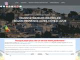 Diagnostiqueurs Immobilier de la Région Provence Alpes Côte d'Azur PACA