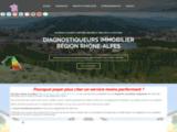 Diagnostiqueurs Immobilier Région du Rhône-Alpes, Réseau Régional des diagno