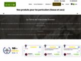 Vente de terre de diatomées pour producteurs