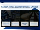Tissus techniques pour l'aéronautique, l'agriculture, le composite, l'événementiel - DIATEX