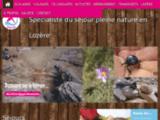 Classe verte, classe découverte et colonie de vacances en Lozère - Didrick Vacances