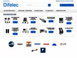 DIFELEC STORE : vente automatismes de portail et accessoires