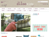 Vêtements, déco, mode, jouets, idées cadeaux pour les enfants - dilookids