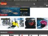 Materiel de ski discount, sport discount, ski salomon annecy, materiel de sport