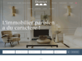 Immobilier prestige Paris