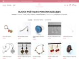 Divine et Féminine - Création de bijoux fantaisie à l'univers poétique et Blog lifestyle antibois
