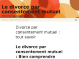 Divorce par consentement mutuel - Les conseils et astuces pour un divorce à l'amiable !