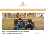 Divorcer.org - Blog sur le divorce et annuaire d'avocats