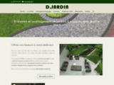 D.JARDIN : création et entretien de jardins et espaces verts