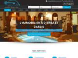 Bienvenue à l'Agence Djerba Immobilier