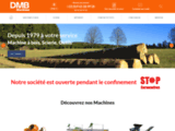Machine à bois neuf et occas DMB Webstore : machines à bois et outillage pro