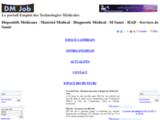 DM Job : Recrutement, Offres d'emploi et Actualités dans les Technologies Médicales