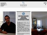 Docteur Diacakis - Chirurgie mammaire Paris