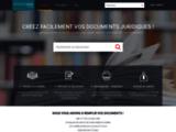 Documents juridiques et administratifs en ligne