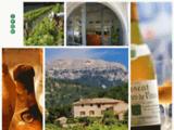 Vin AOC de Beaumes de Venise, muscat de Beaumes de Venise: Domaine des Bernardins