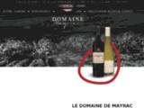 Vins Domaine de Mayrac 11190 - Domaine viticole, vins, vignes, vigneron, Couiza, Languedoc Roussillon
