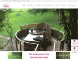 Domaine des Vaulx | Chambres d'Hôtes & Cabanes en Mayenne