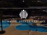 Bienvenue au camping Domaine Sainte Veziane - Domaine Sainte-Véziane - Parc Résidenciel de Loisirs  -Bessan - Hérault