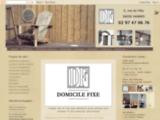 Architecte d'intérieur Vannes > Domicile Fixe décoration rénovation agencement de magasins
