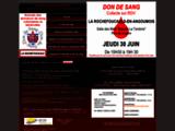 LA ROCHEFOUCAULD: Association de l'amicale des donneurs de sang bénévoles - Charente 16