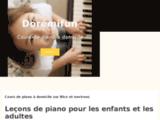 Doremifun : cours de piano à domicile