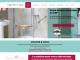 Douche et Vous: Aménagement douche sécurisée