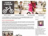 Draisienne pour l'apprentissage du vélo