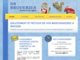 DS-Broderies, broderie sur tous support et piquage à Colmar : polo, tshirt, casquette, serviette