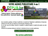 DTPub.be | Agence Publicitaire Digitale | Impression tout support