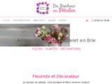 Votre Fleuriste à Châtelet-en-Brie (77) | Du Bonheur en Pétales