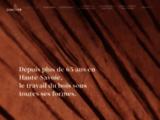 Louis Dunoyer - Le travail du bois sous toutes ses formes.