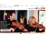 Musiciens montréal, mariage, Duo Sanacore, musiciens montréal, mariage