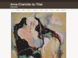 portfolio, Anne-Charlotte du Tillet ,artiste contemporaine