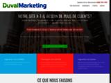 Duval Marketing : Agence de Référencement Web