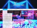 Dynamic Art, Organisateur de soirées avec DJ, cabarets et spectacles