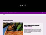 Cigarette électronique KYF