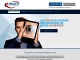 e-Progest Informatique LAON (Aisne) - Services aux particuliers et professionnels dans l'Aisne (02) - Magasin conseil, dépannage PC, réparation PC, formation, installation, promotions