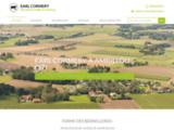 Notre Ferme en Images, à Ambillou en Indre-et-Loire (37) | EARL Cormery