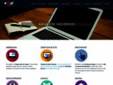 Easi services : création de sites, référencement et dépannage informatique à Montpellier
