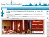 Location appartement Paris - logement Paris - Location saisonnière à Paris