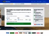 EasyTerra location de voitures - Compare les tarifs des agences de location de voitures dans le monde entier