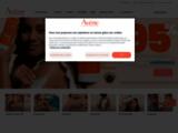 Eau-Thermale-Avene - soins du visage et du corps