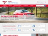 Garage ECB Automobiles en Maine-et-Loire (49) : vente et réparation de véhicul