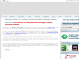 Echo-Stream-Web Site Design-Montreal Website Designers