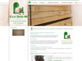 Eco'Bois 86 : Scierie, charpente et aménagements intérieur et extérieur