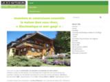 Les Eco-Bâtisseurs, constructeurs de maisons écologiques