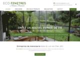 Menuiserie Eco Fenêtres en Loir-et-Cher (41)