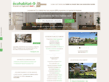 Eco Habitat : Spécialiste de la construction écologique en France