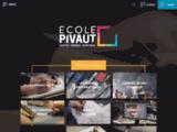 Ecole Pivaut : école d'Arts Appliqués